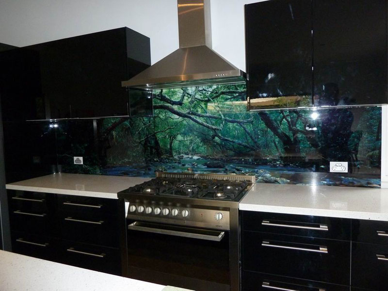 Kitchen Amp Bathroom Glass Splashbacks Adelaide Glass Painters